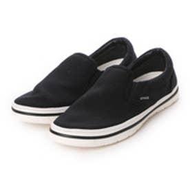 クロックス crocs スニーカー  CRノーリンスリッポンBK0499 ブラック 499 (ブラック)