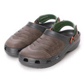 クロックス crocs サンダル  CRユーコン GY グレー (グレー)