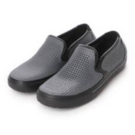 クロックス crocs カジュアルシューズ  CRクロスメッシュBK0194 ブラック 194 (ブラック)