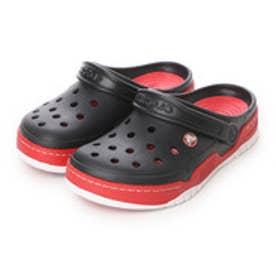 クロックス crocs サンダル  CRフロントコートBK ブラック (ブラック)