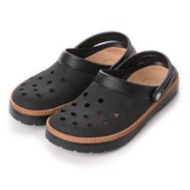 クロックス crocs サンダル  CRコブラ- BK ブラック (ブラック)
