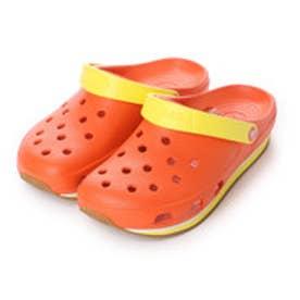 クロックス crocs サンダル  CRレトロクロックOG オレンジ (オレンジ)