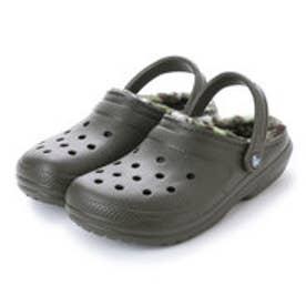 クロックス crocs メンズ クロッグサンダル Classic Lined Graphic Clog 203592