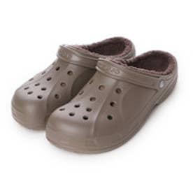 クロックス crocs ユニセックス スポーツサンダル Crocs Winter Clog 203766 (Walnut/Espresso)