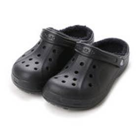 クロックス crocs ユニセックス クロッグサンダル Crocs Winter Clog 203766-060 (Black/Black)