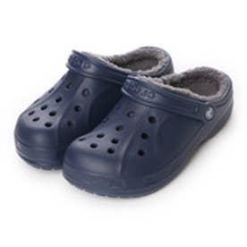 クロックス crocs ユニセックス スポーツサンダル Crocs Winter Clog 203766 (Navy/Charcoal)