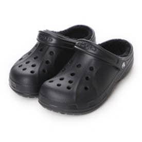 クロックス crocs ユニセックス スポーツサンダル Crocs Winter Clog 203766 (Black/Black)