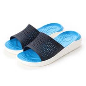 クロックス crocs ユニセックス シャワーサンダル LiteRide Slide 205183462 597