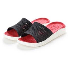 クロックス crocs ユニセックス シャワーサンダル LiteRide Slide 205183066 598