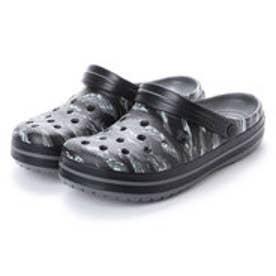 クロックス crocs ユニセックス クロッグサンダル Crocband Graphic Clog 204553007