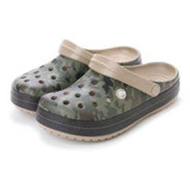 クロックス crocs クロッグサンダル CbndCamo2Clg 204091-2G9