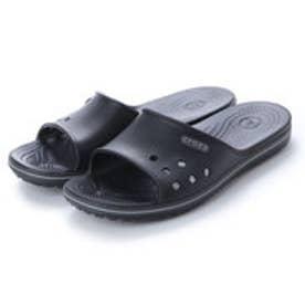 クロックス crocs クロッグサンダル Crocband II Slide 204108-02S (ブラック)