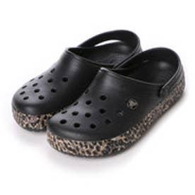 クロックス crocs サンダル  203171-001 (ブラック)