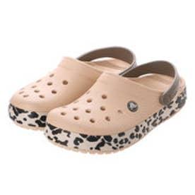 クロックス crocs レディース クロッグサンダル Crocband Leopard Clog 203171