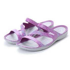 クロックス crocs レディース シャワーサンダル Swiftwater Graphic Sandal W 20446155O 600