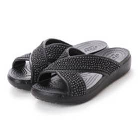 クロックス crocs レディース シャワーサンダル CrocsSloane Embellished XStrap 204084060 599