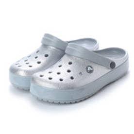 クロックス crocs レディース マリン マリンシューズ Crocband Glitter Clog 205419040