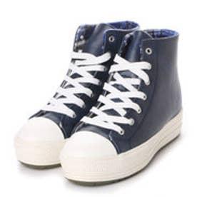 【アウトレット】ダテハキ Datehaki ブーツ 生活防水ショートブーツ No.3731 ネイビー 4345 (ネイビー)