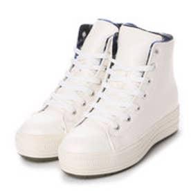 【アウトレット】ダテハキ Datehaki ブーツ 防水防滑ショートブーツ No.3731 ホワイト 4344 (ホワイト)