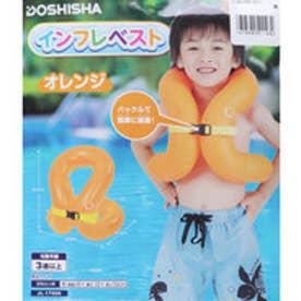 ドウシシャ Doshisha ジュニア マリン ヘルパー インフレベスト OR JL-17006