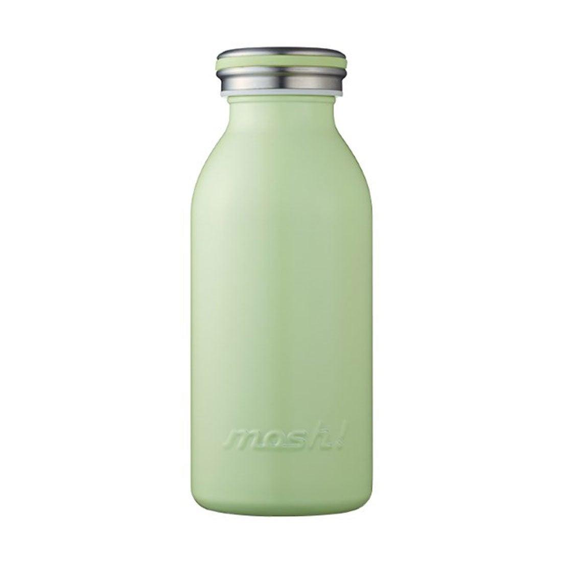 【SALE 44%OFF】ドウシシャ Doshisha 水筒 mosh!ボトル 350ml グリーン 598627