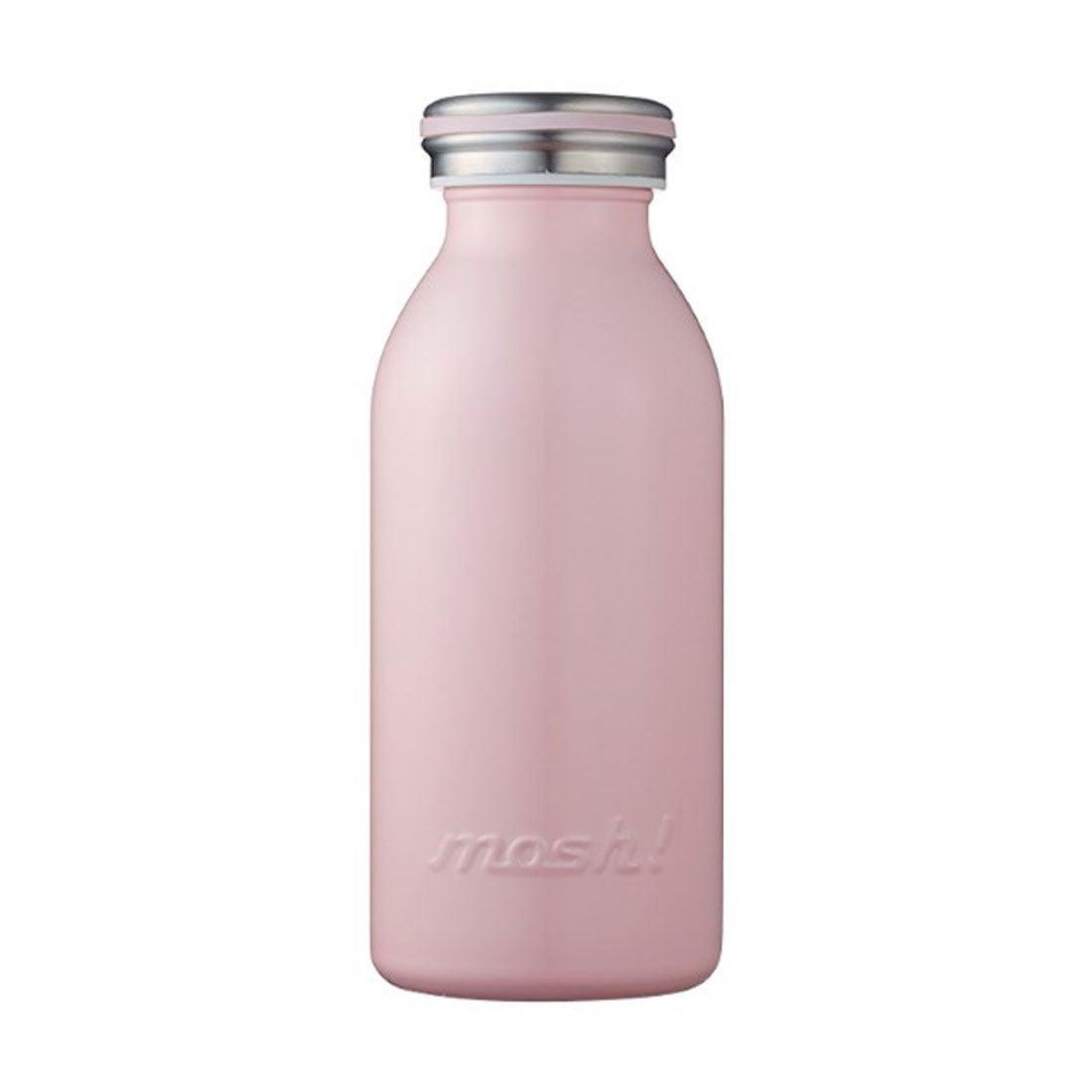 【SALE 44%OFF】ドウシシャ Doshisha 水筒 mosh!ボトル 350ml ピーチ 597088