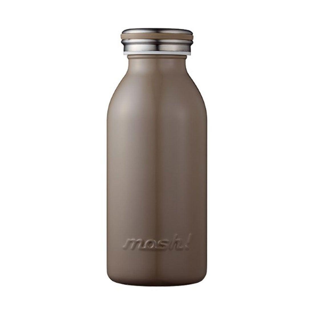 【SALE 44%OFF】ドウシシャ Doshisha 水筒 mosh!ボトル 350ml ブラウン 598647