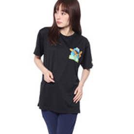 ドウシシャ Doshisha レディース 半袖Tシャツ セサミ クッキーモンスターTシャツ SSM-60110