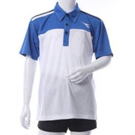 ディアドラ Diadora ジュニア テニス 半袖ポロシャツ JR ゲームシャツ DTJ7330