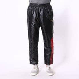 ディアドラ Diadora メンズ テニス ウインドパンツ ELITE 中綿パンツ TW6280 (ブラック)