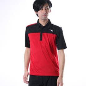 ディアドラ Diadora メンズ テニス 半袖ポロシャツ ゲームシャツ DTG7334
