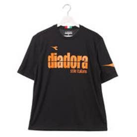 ディアドラ Diadora メンズ テニス 半袖Tシャツ プラクティスシャツ DTP7534
