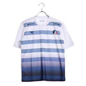 ディアドラ Diadora メンズ テニス 半袖Tシャツ EVO プラクティスシャツ DTP7584