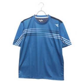 ディアドラ Diadora メンズ テニス 半袖Tシャツ CSCグラフィックトップ DTP8583