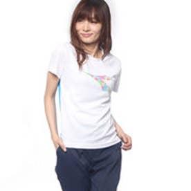 ディアドラ Diadora レディース テニス 半袖Tシャツ W EVOロゴトップ DTL7595