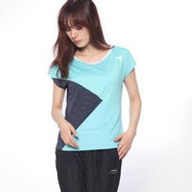 ディアドラ Diadora レディース テニス 半袖Tシャツ W ELITE アシメトリートップ DTP8592