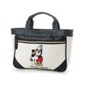 ディズニー Disney メンズ ゴルフ ポーチ ディズニー Disney ゴルフ バッグ 0200300617 ホワイトブラック 0200300617