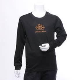 ディズニー Disney ジュニア バレーボール 長袖Tシャツ DN-8VW4707TLTM DN-8VW4707TLTM