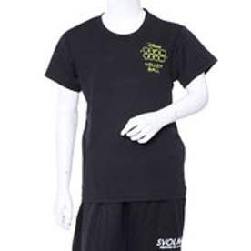 ディズニー Disney ジュニア バレーボール 半袖Tシャツ DN-8VW4008TSTM DN-8VW4008TSTM