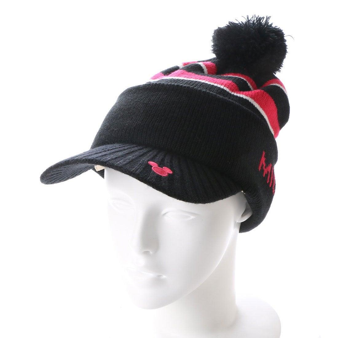 ロコンド 靴とファッションの通販サイトディズニーDisneyレディースゴルフニット帽子DN-1C2646KC