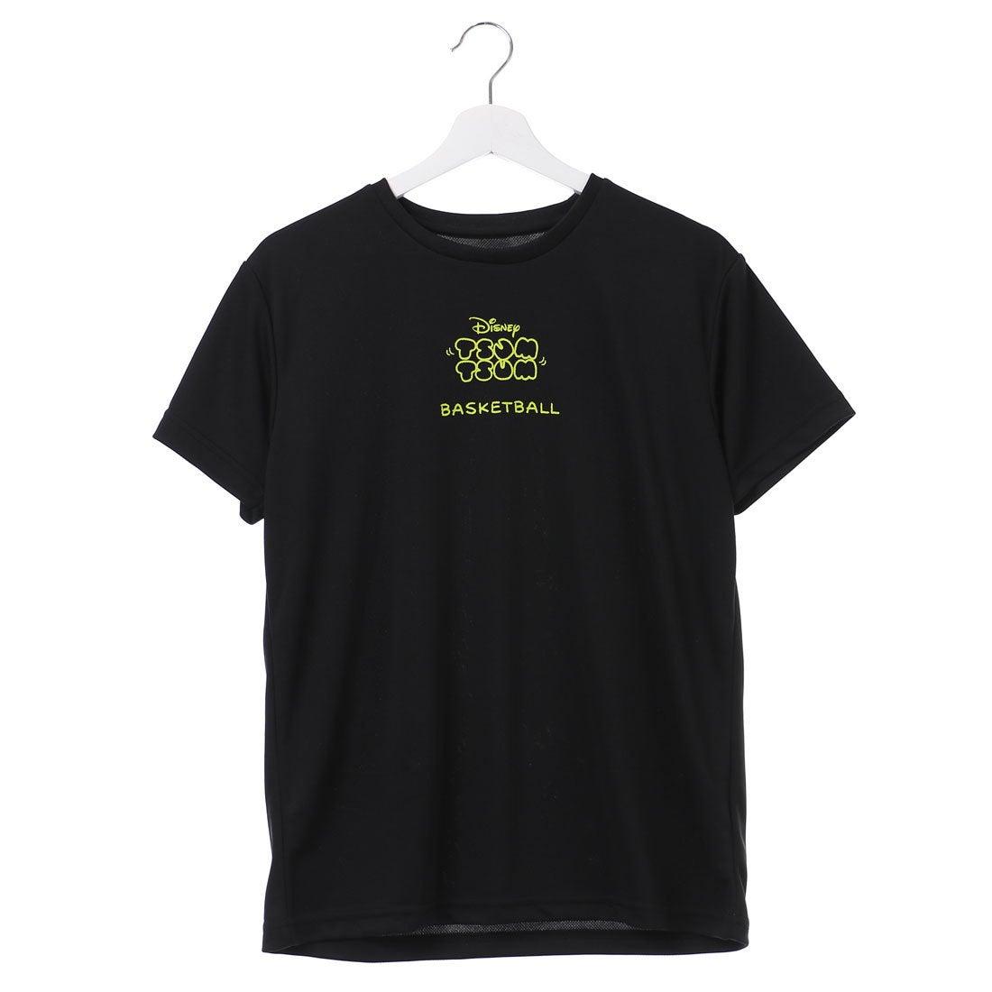 ディズニー Disney レディース バスケットボール 半袖Tシャツ DN-8KW2027TSTM DN-8KW2027TSTM