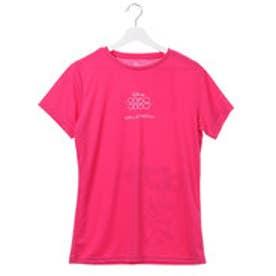 ディズニー Disney レディース バレーボール 半袖Tシャツ DN-8VW2027TSTM DN-8VW2027TSTM