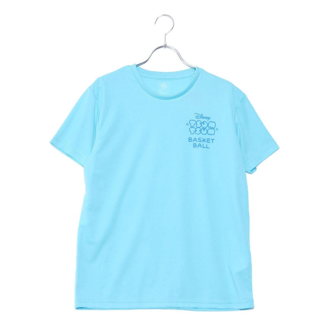 ディズニー Disney レディース バスケットボール 半袖 Tシャツ DN-8KW2028TSTM DN-8KW2028TSTM