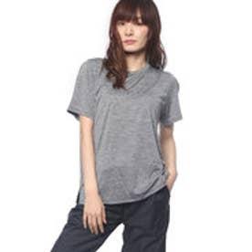 ダンスキン DANSKIN レディース フィットネス 半袖Tシャツ クルーネックT DB77313