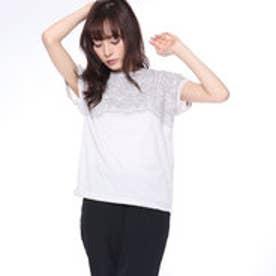 ダンスキン DANSKIN レディース フィットネス 半袖 Tシャツ ワイドT DY78108