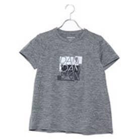 ダンスキン DANSKIN レディース フィットネス 半袖 Tシャツ AラインクルーT DB78124
