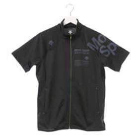 デサント DESCENTE メンズ 半袖ジャージジャケット タフスウェットハーフスリーブジャケット DAT-1705