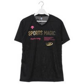 デサント DESCENTE ユニセックス バレーボール 半袖Tシャツ 半袖プラクティスシャツ DVB-5727A