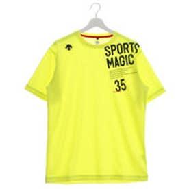 デサント DESCENTE ユニセックス バレーボール 半袖Tシャツ 半袖プラクティスシャツ DVB-5727B