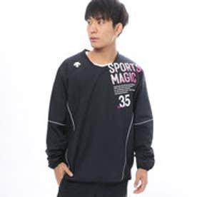 デサント DESCENTE バレーボール 長袖Tシャツ ウォーマージャケット DVB-3751L